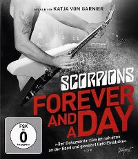Cover Scorpions - Forever And A Day [DVD]